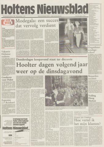 Holtens Nieuwsblad 1987-10-29