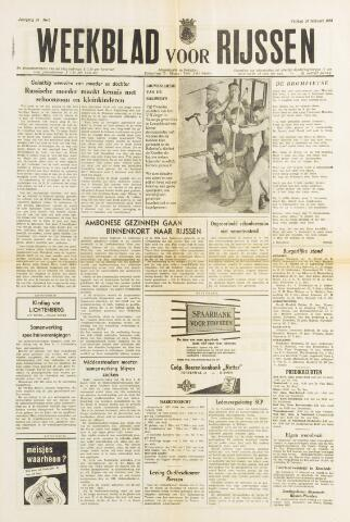 Weekblad voor Rijssen 1961-02-10