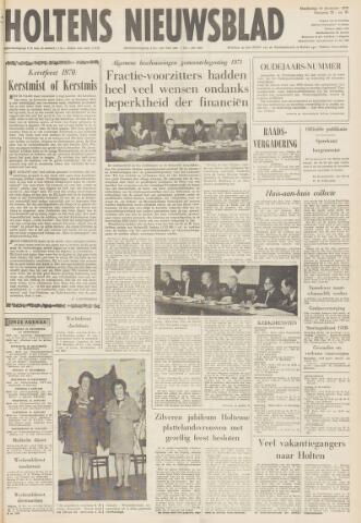 Holtens Nieuwsblad 1970-12-24