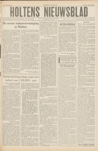 Holtens Nieuwsblad 1954-03-20