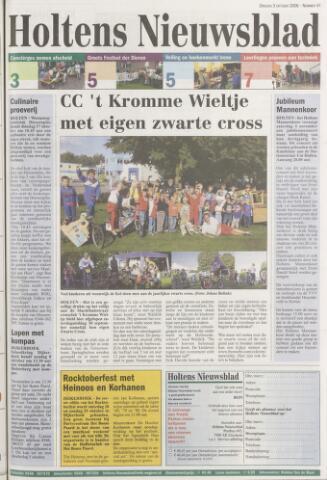 Holtens Nieuwsblad 2006-10-03