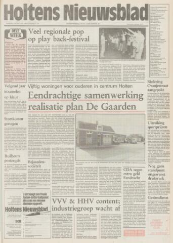 Holtens Nieuwsblad 1992-03-05