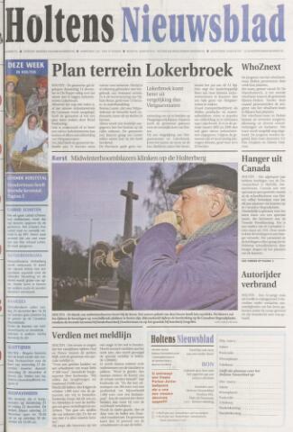 Holtens Nieuwsblad 2006-12-19