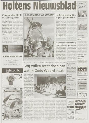Holtens Nieuwsblad 2001-06-28