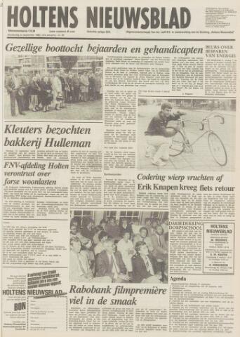 Holtens Nieuwsblad 1983-09-22