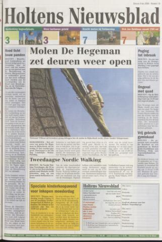 Holtens Nieuwsblad 2006-05-09