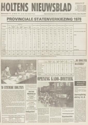 Holtens Nieuwsblad 1978-03-31