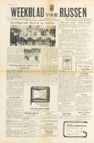 Weekblad voor Rijssen 1962-08-10