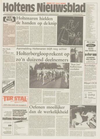 Holtens Nieuwsblad 1989-10-19