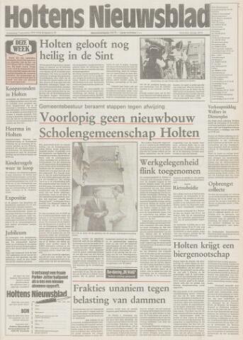 Holtens Nieuwsblad 1991-11-07