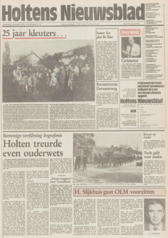 Holtens Nieuwsblad 1984-11-01