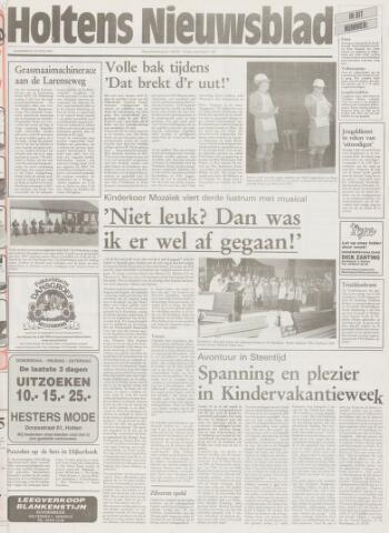 Holtens Nieuwsblad 1995-06-29
