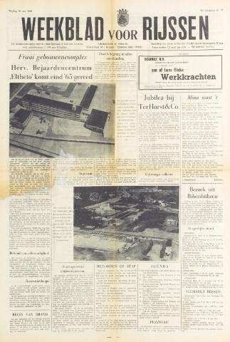 Weekblad voor Rijssen 1964-05-29