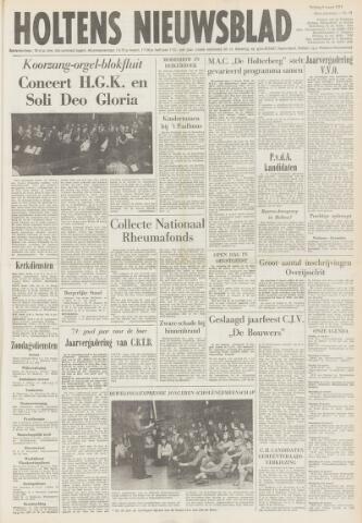 Holtens Nieuwsblad 1974-03-08