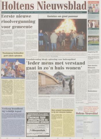 Holtens Nieuwsblad 2004-04-15