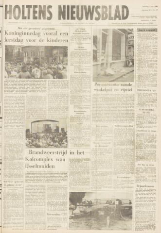 Holtens Nieuwsblad 1968-05-04