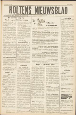Holtens Nieuwsblad 1964-07-11
