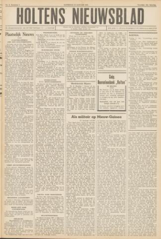 Holtens Nieuwsblad 1952-01-12