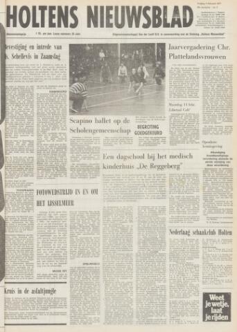 Holtens Nieuwsblad 1977-02-04