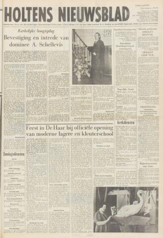 Holtens Nieuwsblad 1974-04-05