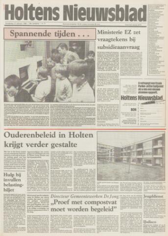 Holtens Nieuwsblad 1986-02-27