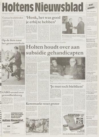 Holtens Nieuwsblad 1996-12-05