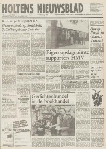 Holtens Nieuwsblad 1983-11-10