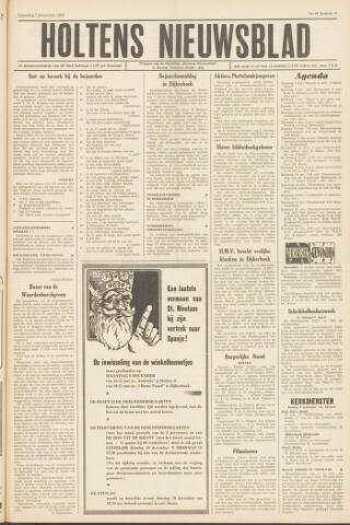 Holtens Nieuwsblad 1963-12-07