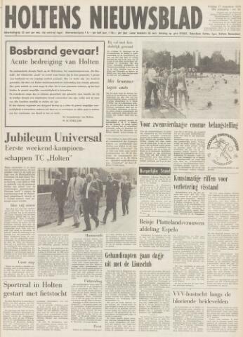 Holtens Nieuwsblad 1976-08-27