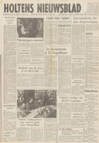 Holtens Nieuwsblad 1975-01-17