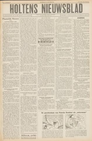 Holtens Nieuwsblad 1954-01-23