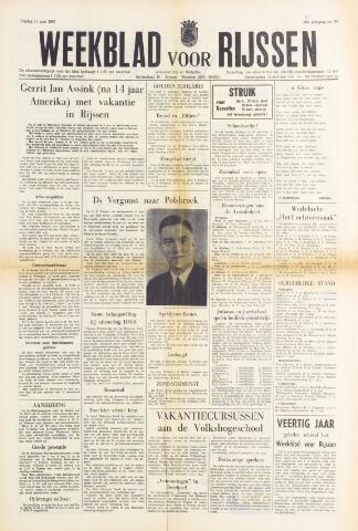 Weekblad voor Rijssen 1965-06-11
