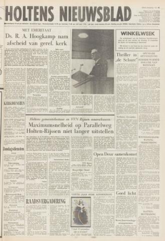 Holtens Nieuwsblad 1974-11-15