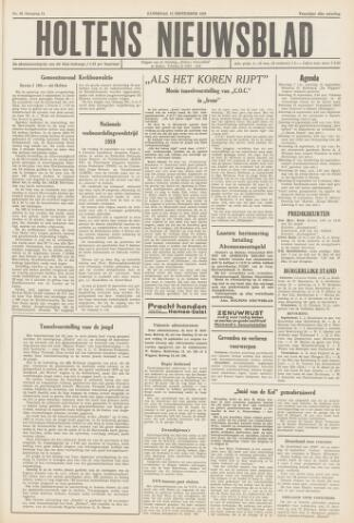 Holtens Nieuwsblad 1959-09-12