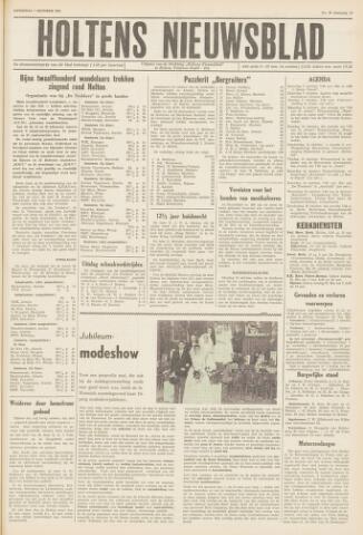 Holtens Nieuwsblad 1961-10-07