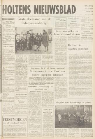 Holtens Nieuwsblad 1970-03-27