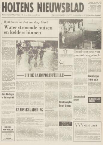 Holtens Nieuwsblad 1977-08-12