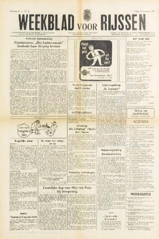 Weekblad voor Rijssen 1961-11-10