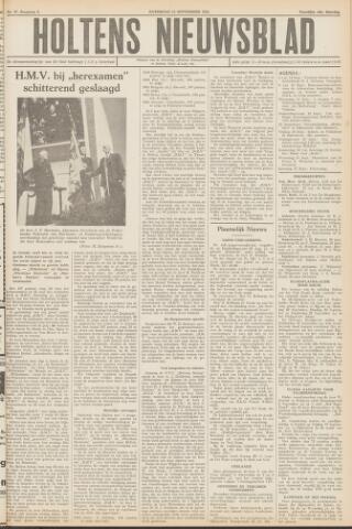 Holtens Nieuwsblad 1952-09-13