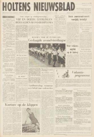 Holtens Nieuwsblad 1968-06-22