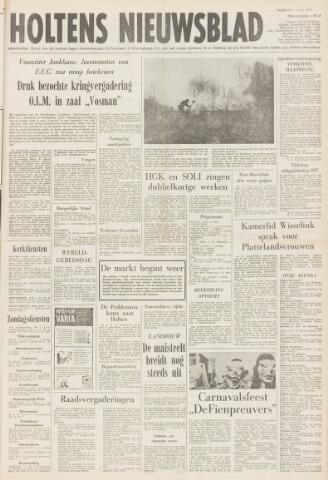 Holtens Nieuwsblad 1974-02-22