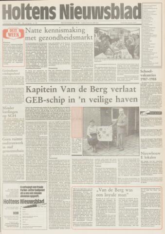 Holtens Nieuwsblad 1987-06-11