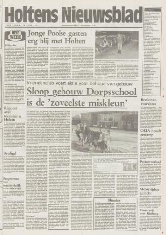 Holtens Nieuwsblad 1994-07-14