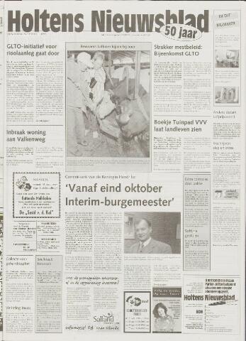 Holtens Nieuwsblad 1999-09-23