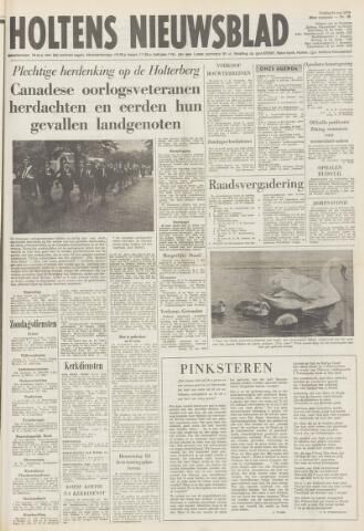 Holtens Nieuwsblad 1974-05-31