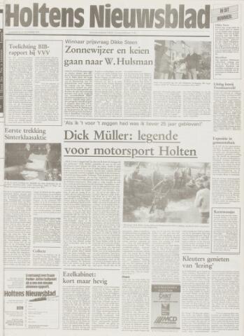 Holtens Nieuwsblad 1995-11-23