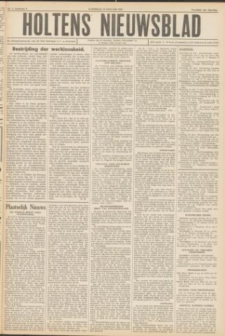Holtens Nieuwsblad 1952-01-19