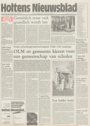 Holtens Nieuwsblad 1988-11-24