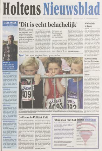 Holtens Nieuwsblad 2007-10-30