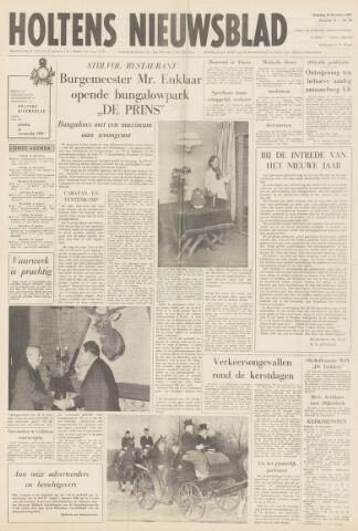Holtens Nieuwsblad 1968-12-28
